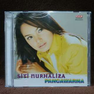 Siti Nurhaliza - Pancawarna (2nd Press)
