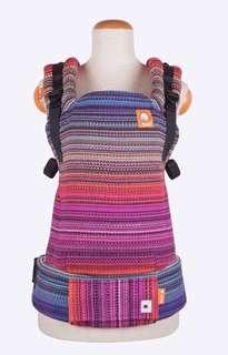 BNWT Tula Toddler Full WC Erizo A World of Colours Margenta Weft
