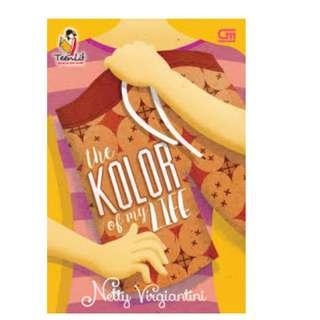 Ebook The Kolor Of My Life - Netty Virgiantini