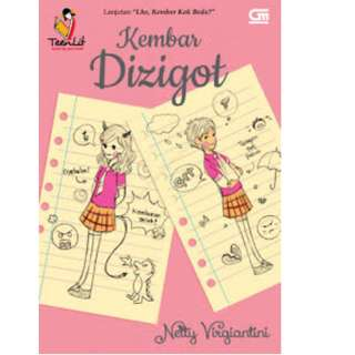 Ebook Kembar Dizigot - Netty Virgiantini