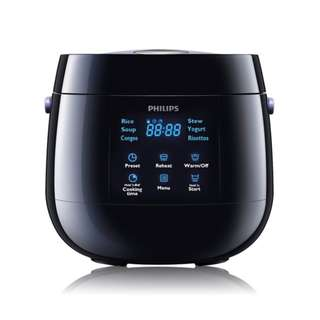 Philips TouchScreen Rice Cooker HD3060