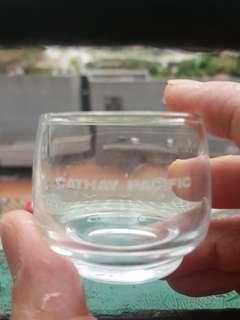 國泰航空小玻璃柸