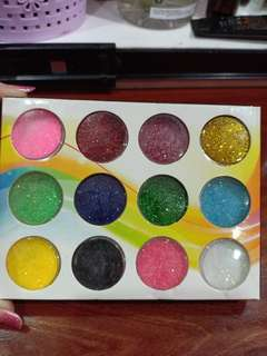 Glitter nail kit