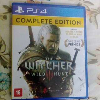 The Witcher 3 Goty (region all)