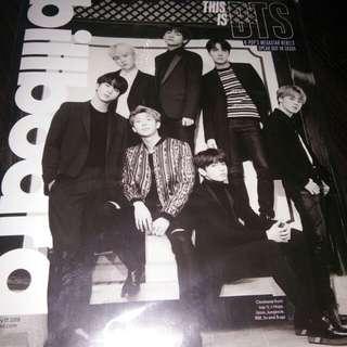Wts - BTS Billboard Magazine