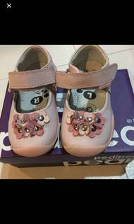 Pediped girl shoes