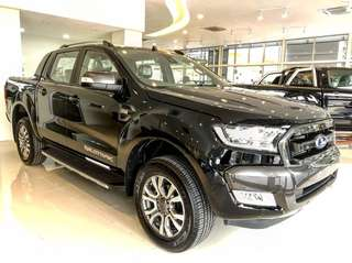 Ranger 2.2 XLT and wildtrak