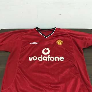 Umbro Manchester United Jersey