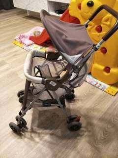 機車椅簡易輕便推車