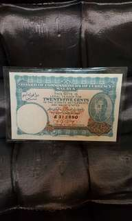 Malaya Board of commissioners of currency .