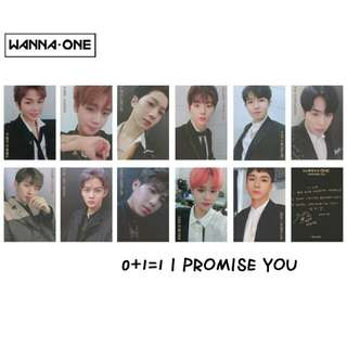 WANNA ONE IPU PC