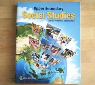 MOE trained Social Studies teacher