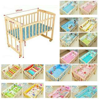 Baby cot / baby side bed