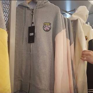 BT21 LIMITED EDITION HOODIES