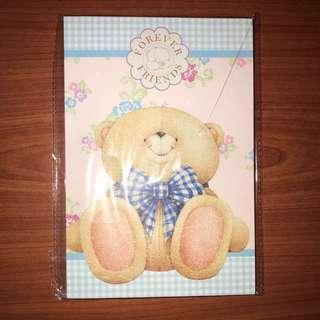 Hallmark Forever Friends Notebook