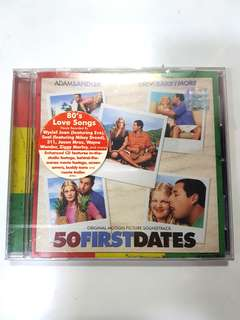 CD - 50 First Dates