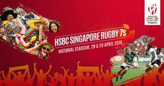 2 x HSBC Rugby 7s CAT2 Tickets