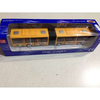 New pull back toy connected bus 🚌 🚌 with price tag