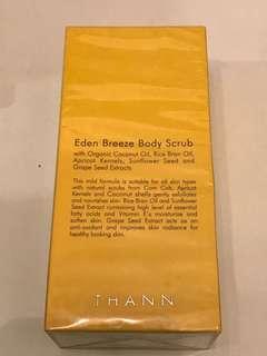 Thann Eden Breeze body scrub