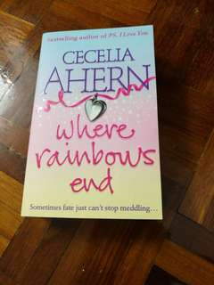 Where Rainbow Ends by Cecilia Ahern