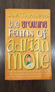 The Growing Pains of Adrian Mole - Sue Townsend
