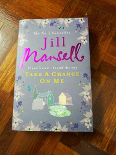 Take A Chance On Me by Jill Mansell #20under