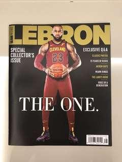 SLAM Magazine - Lebron James, THE ONE