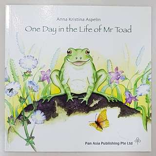 One Day in The Life of Mr. Toad