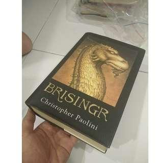 Brisinger, Christopher Paolini