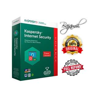 Kaspersky Internet Security -- PC/Android/Mac