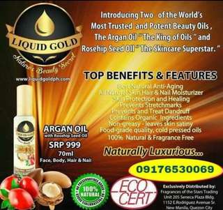 Liquid Gold ARGAN OIL