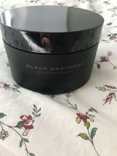 Brand New Donna Karan Black Cashmere Luxurious Body Powder