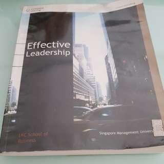 SMU LTB textbook-Effective Leadership