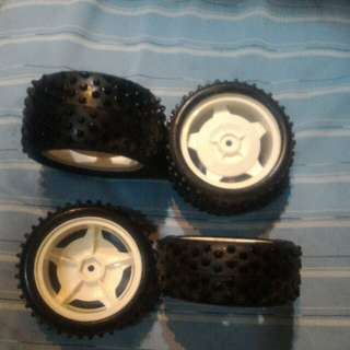 RC PART WHEELS BUGGY 1/10