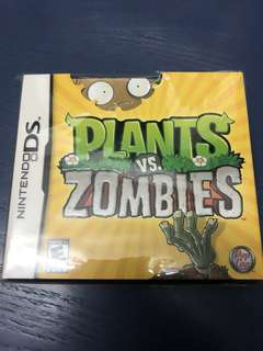 Plants vs Zombies for the Nintendo DS