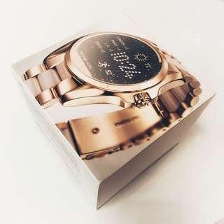 Michael Kors Access MKT5013 智能手錶 玫瑰金 大錶面 女裝