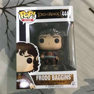 Pop! Frodo Baggins 444