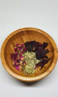 Vitamin C Booster - Dried Flower Tea