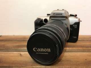 CANON EOS 50 底片 單眼 相機