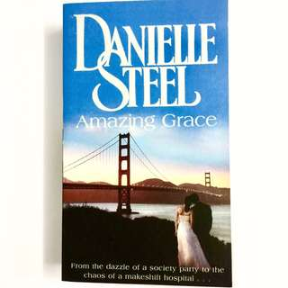 Amazing Grace by Danielle Steel (romance inspirational book)