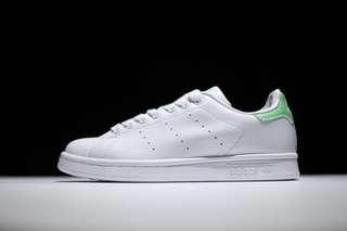 Adidas Stan Smith White/Baby Green