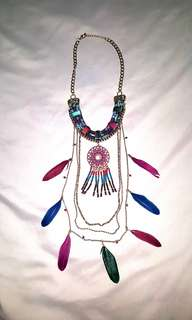 Exotic Statement Necklace