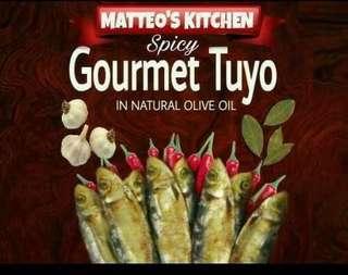 Gourmet Tuyo( Original & Spicy)