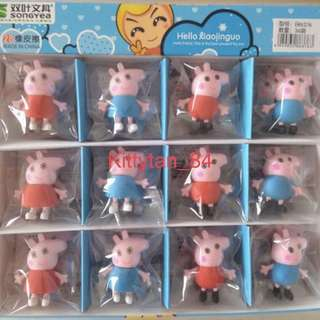 Peppa Pig Erasers For Goodie Bag / Gifts (36 pieces per box)