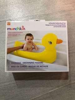 Munchkin 鴨仔型沖涼水泡