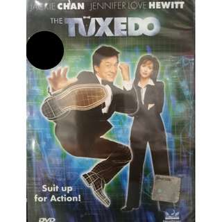 English Movie The Tuxedo Jackie Chan 燕尾服 成龙 DVD