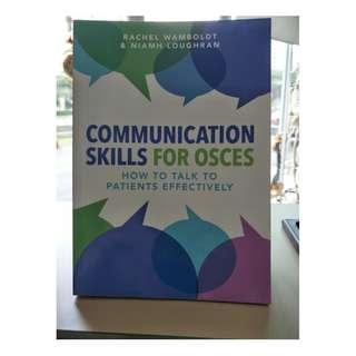 Medical Book - Communication Skills for OSCES