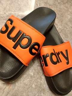 🚚 Superdry拖鞋