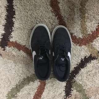 Authentic Nike SB Black Shoes