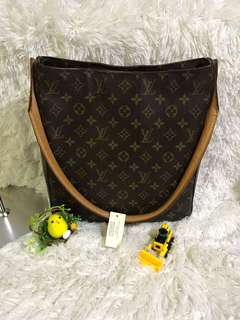 preowned authentic lv looping gm